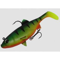 Deep Hunter Swimbait - Firetiger