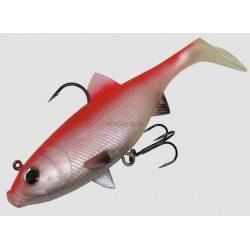 Deep Hunter Swimbait - Madly Redblack