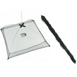 Bilancia da Pesca Cm90x90 Maglia 4mm
