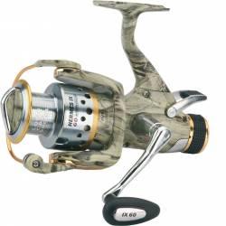 Mulinello da Pesca Mimetico Carpfishing - Carson Hermes 6000