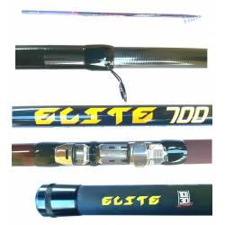 Canna da Pesca Bolognese Edizione Limitata - 7Mt 10/30Gr - Elite