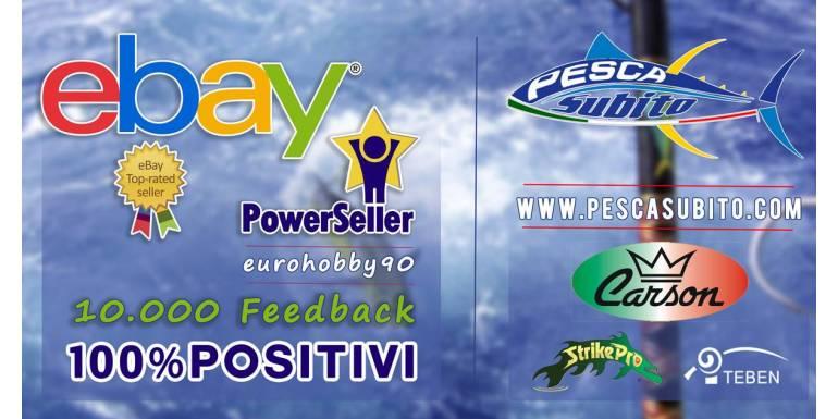 Acquista sicuro questo negozio è Power Seller su Ebay