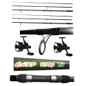 Kit da Pesca Carpfishing