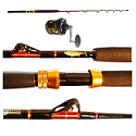 Kit da Pesca Traina Tonno e Vertical Jigging